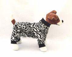 Kermit's Dog Pajamas - Dog Pajamas, Dog Clothes, Dog PJs, Dog Christmas Pajama, Dog Jammies, Pajamas for Dogs, Dog Clothing