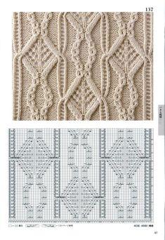 260 Knitting Pattern Book by Hitomi Shida 2016 — Yandex. Knitting Paterns, Cable Knitting, Knitting Books, Knitting Charts, Easy Knitting, Knit Patterns, Knitting Projects, Stitch Patterns, Crochet Stitches