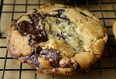 New York Times Chocolate Chip Cookies. Supposed to be the best chocolate chip cookies in the world... must bake!