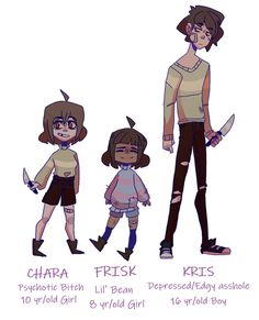 Back into Undertale baby. In fact, the very first digital art piece I ever. The Maine Three Kiddies - UT Undertale Game, Anime Undertale, Undertale Drawings, Frisk, Equipe Rocket Pokemon, Undertale Pictures, Toby Fox, Fanarts Anime, Indie Games