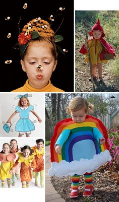 Handmade Halloween: 30 DIY Costume Ideas