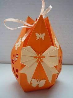 Openwork bag for gift ~ Crazzy Craft