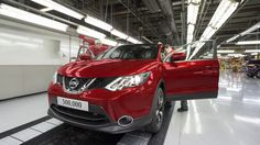 Nissan to build new models in Sunderland - BBC News