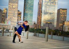 sweet engagement photos by Adam Nyholt of Houston, Texas   junebugweddings.com