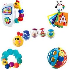 Baby Einstein Discovery Essentials 9-Piece Bundle