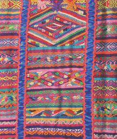 Weaving of Oaxaca
