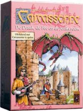 Carcassonne: De Draak de Fee en de Jonkvrouw | Ontdek jouw perfecte spel! - Gezelschapsspel.info