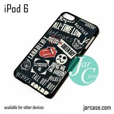 My Favorite Band 3 iPod Case For iPod 5 and iPod 6