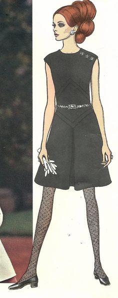 Vogue Couturier Design 1988 - Belinda Bellville