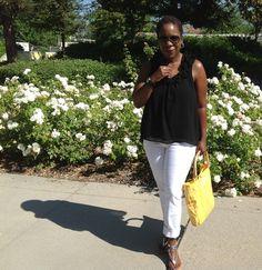 2b2fc0c49dfb8d Black & White California Cool California Cool, Nice Outfits, Grey Hair,  Cheryl,