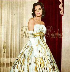 MANAUS - Ontem, Hoje e Sempre: TEREZINHA MORANGO Miss Brasil 1957