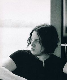 Jack White ~ one of my celebrity crushes and a hot mess of talent