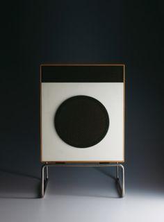 Dieter Rams - Braun Speaker L2 (1958)