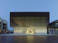 La rubrica architettura di Artribune oggi va in Louisiana. Per vedere come è stato realizzato l'ampliamento dello State Museum and Sports Ha...