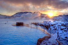 Le lagon bleu - Iceland