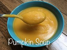What can I say? I just love soup. I grew up on soups (this one in particular). Give me any vegetables, and I'll make soup. And if you take me to a pumpkin patch, I will think about pumpkin so…