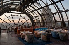 White Rabbit Restaurant & Bar, Moscow, Russia - Imgur
