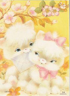 #papeldecarta #kitten #whitecats Papel de carta