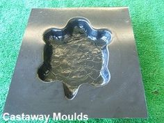 Approx in length x wide x Made from a durable plastic. Stepping Stone Pathway, Stepping Stone Molds, Concrete Molds, Lawn Edging, Garden Ornaments, Turtle, Plastic, Store, Crafts