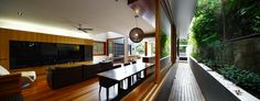 Browne Street House - Shaun Lockyer Architects