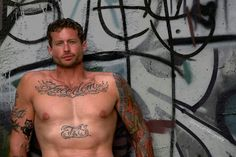 Tatted and Shredded  C.E.O... Philip Mayberry
