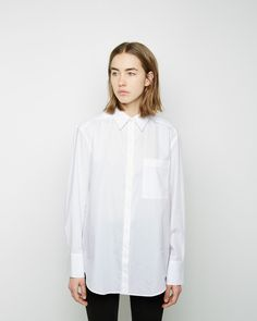 Acne Studios Addle Poplin Shirt