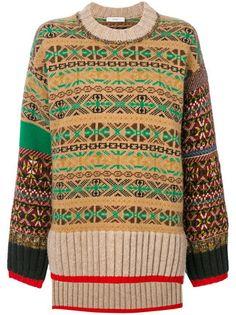 Pringle Of Scotland Fairisle knit jumper