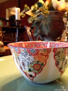 #Anthropologie bowl - found in store last week