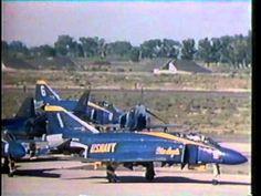 The Blue Angels F-4 Phantom