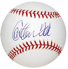"Bob Gibson Signed Mlb Baseball W/ ""2x Cy Young"" Insc. Baseball-mlb Autographs-original"
