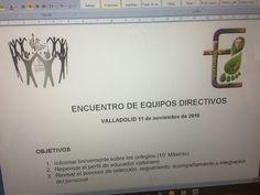 Escuelas Viatorianas de España: (2) ENCUENTRO DE EQUIPOS DIRECTIVOS VIATORIANOS