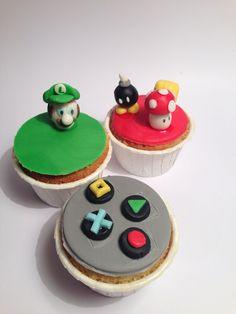 Super marion cupcakes