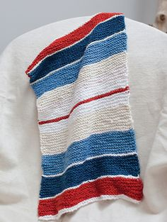 Ravelry: In the Kitchen Taffy Towel pattern by Bardet Wardell