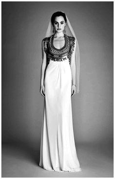 16 vestidos de boda no tradicional para la novia moderna ()