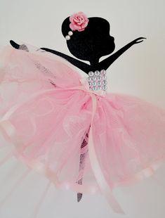 Resultado de imagen para аппликации из ткани балерина