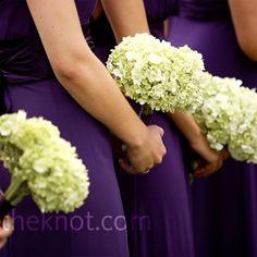 Bridesmaid bouquet flowers