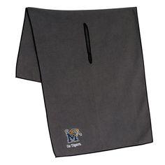 Memphis Tigers Microfiber Golf Towel, Multicolor
