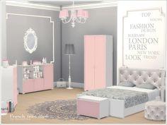 Severinka_'s French teen room