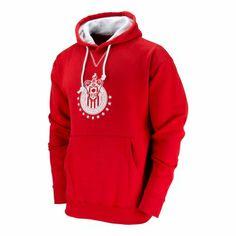 1bb8c9a8be3 Chivas Men s Hoody - Red Thermal Hoodie