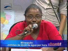 Em Discussão - Mineração: Milhões de Litros de Água por Hora - Bloco 1