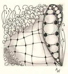 Zentangle zondag