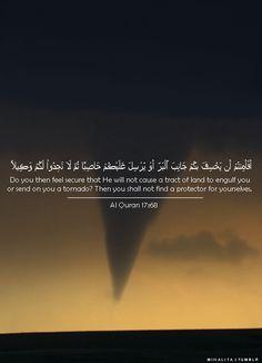 Surah Al -Isra ayah 68