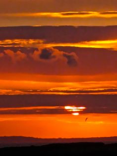 Hokie sunset....:)