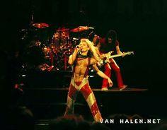 Van Halen 1979 Eddie and Alex Van Halen David Lee Roth and Michael Anthony Alex Van Halen, Eddie Van Halen, Van Halen 5150, David Lee Roth, Greatest Rock Bands, Glam Metal, Rock Music, Cool Bands, Celebrity Photos