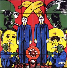 Gilbert & George at Tate Modern Kitsch, Gilbert & George, Religion, Identity Art, Korean Art, Artistic Photography, Photomontage, Famous Artists, Pop Art