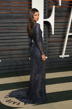 sarasampaios: Sara Sampaio attends the 2016 Vanity Fair Oscar Party Hosted By Graydon Carter at the Wallis Annenberg Center for the Performing Arts on February 28, 2016 in Beverly Hills, California.