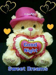 Good Night Images Cute, Cute Good Night, Good Night Gif, Cute Good Morning, Good Night Messages, Good Night Sweet Dreams, Good Night Quotes, Day For Night, Night Night