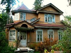 Good House, Tiny House, European House, House Windows, Architectural Features, Home Goods, Castle, Cabin, Architecture
