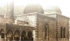 Bibiheybet mosque in Baku