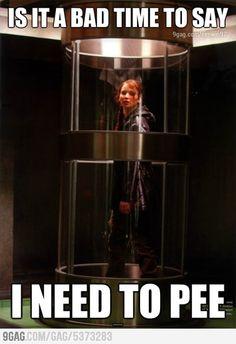 Great timing Katniss